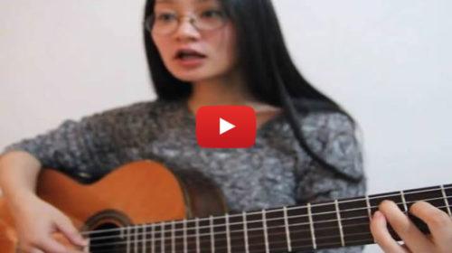 """Ragazza Cinese canta """"Si Maritau Rosa"""", canzone della tradizione siciliana  🎥 IL VIDEO fa il giro del web"""