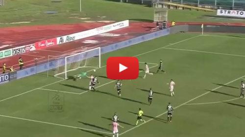 Padova-Palermo 1-3. Gli highlights della grande vittoria in rimonta dei rosa 🎥 VIDEO