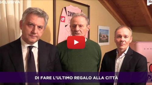 """Zamparini saluta il Palermo: """"Mi sento vedovo, la nuova società ha grandi progetti"""" 🎥 VIDEO"""