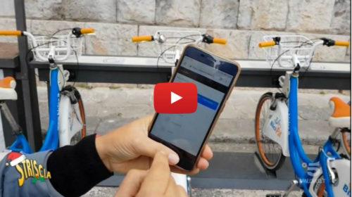 Striscia, la mobilità sostenibile a Palermo è davvero sostenibile per i turisti? 📺 VIDEO 🎥