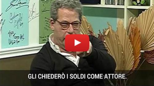 """Micciché: """"Protagonista del film de Le Iene, chiederò i soldi come attore"""" 🎥 VIDEO"""