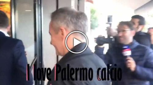 Pranzo a Sferracavallo per Zamparini e i nuovi proprietari inglesi – IL VIDEO 🎥