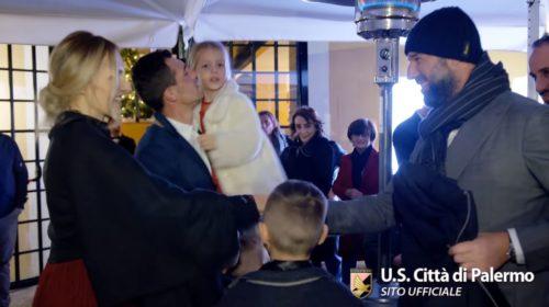 Christmas Party Rosanero, la cena di natale di tutti i calciatori con mogli, compagne e fidanzate – IL VIDEO 🎥