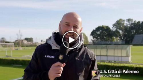 """""""Rosanero Christmas"""": Gli auguri di Buon Natale dai calciatori rosanero – VIDEO 🎥"""