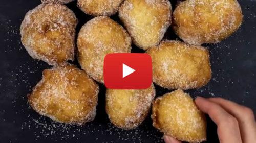 """""""SFINCI SICILIANE"""": RICETTA ORIGINALE E PREPARAZIONE- VIDEO 🎥"""