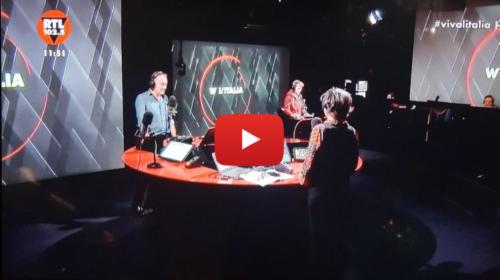 Santa Lucia, a RTL si parla dell' #ArancinaDay che si celebra a Palermo – VIDEO 🎥