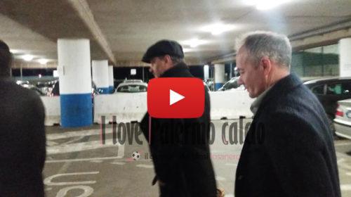 VIDEO: La nuova dirigenza rosanero è appena atterrata all'aeroporto di Palermo 🎥