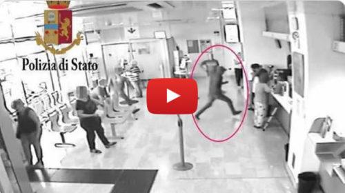 Rapine agli uffici postale di Palermo, banda incastrata dalle telecamere 🎥 VIDEO