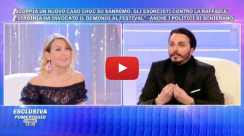 """Tony Colombo a Pomeriggio 5: """"Non so chi farà la serenata al mio matrimonio"""" 📺 VIDEO 🎥"""