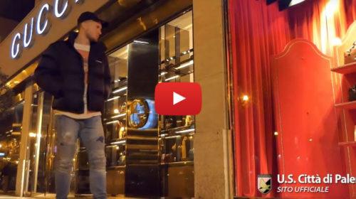 """Palermo Football Tour"" L'intervista a Puscas in Via Libertà 🎥 VIDEO"