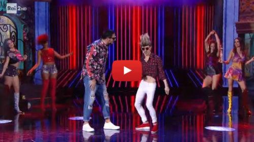 """A """"Made in Sud"""" su Rai 2, Matranga e Minafò in discoteca al ritmo di 'Appalermo' 📺 VIDEO 😂"""