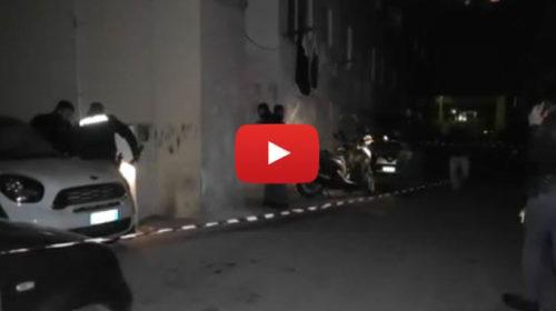 L'agguato e l'inseguimento in strada, padre e figlio uccisi allo Zen: le immagini 🎥 VIDEO