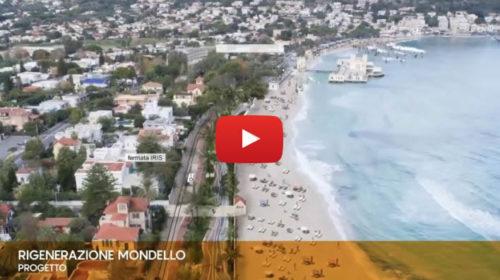 Nuove Linee del Tram di Palermo, ecco la tratta E che da Croce Rossa raggiungerà Mondello 🎥 VIDEO