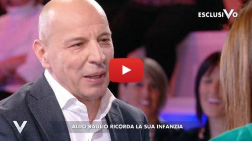 """Il dialetto palermitano di Aldo: """"Mi… che camurria, i miei cugini mi chiamano u milanisi"""" 📺 VIDEO"""