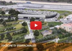 Nuove Linee del Tram di Palermo, ecco la tratta G che da Lanza di Scalea raggiungerà Sferracavallo 🎥 VIDEO