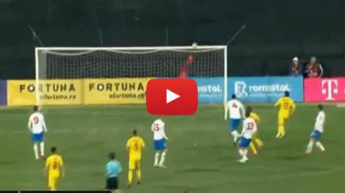 Euro 2020: gran gol di Puscas con la nazionale rumena – IL VIDEO