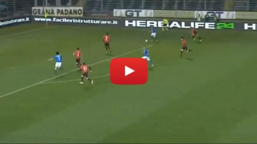 Il Brescia batte il Foggia e allunga sul Palermo, polemiche sul rigore della vittoria 🎥 VIDEO