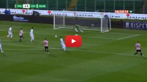 Palermo-Lecce 2-1: Gli highlights e le emozioni della vittoria rosanero 🎥 VIDEO
