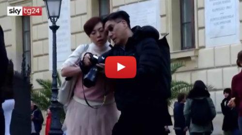 Sky TG24 – Palermo fra le prime 4 mete turistiche italiane per il ponte di Pasqua 📺 VIDEO