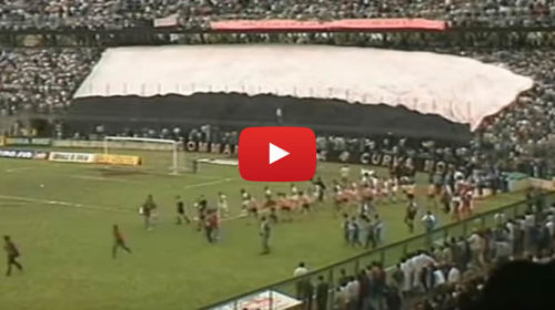 Quando il Palermo batteva l'Ajax 4-0. Le immagini della storica impresa 🎥 VIDEO