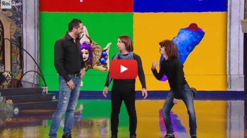 """""""Made in Sud"""", la comicità siciliana con Gianni l'attore e Suki protagonista su Rai 2 📺 VIDEO"""