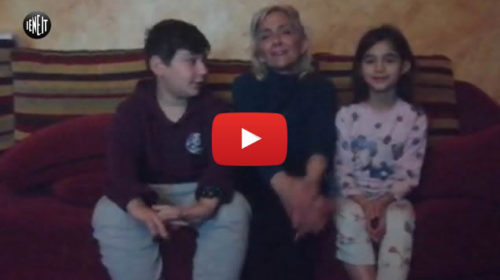 """Palermo, il ringraziamento della vedova con sette figli: """"Estinto il mutuo, ora siamo al sicuro"""" 🎥 VIDEO"""