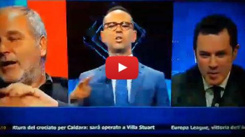"""Beppe Accardi a Criscitiello: """"Dovresti chiedere scusa ai tifosi Palermitani"""" 📺 VIDEO"""
