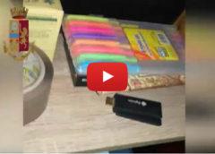Pen drive esplose in tribunale ferendo un poliziotto, arrestato un palermitano – VIDEO