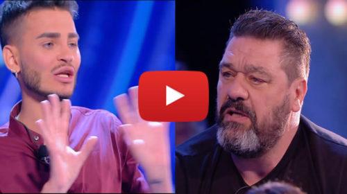 Cristian Imparato eliminato dalla casa, il duro scontro in studio con il padre di Micheal  VIDEO 🎥