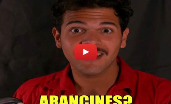 """Personaggio Palermo: ecco che """"La Casa di Carta"""" diventa """"La Casa di Arancine"""" 😂 VIDEO"""