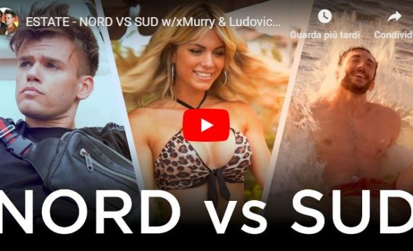 ESTATE – NORD VS SUD, Isola delle Femmine nel nuovo VIDEO de iPantellas insieme a XMurry e Ludovica Pagani