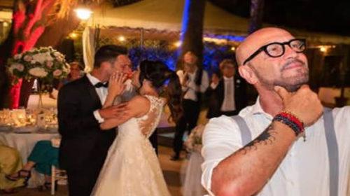 Nozze vip alla Cala, il figlio di Walter Zenga ha sposato la palermitana Clara Milazzo – FOTO