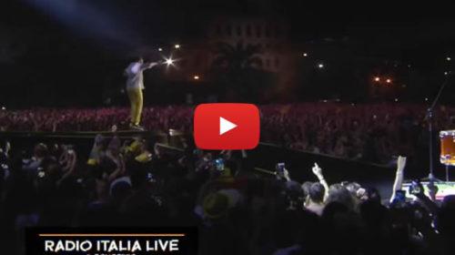 """Radio Italia Live, Mika fa """"tremare"""" il Foro Italico di Palermo 🎥 VIDEO"""
