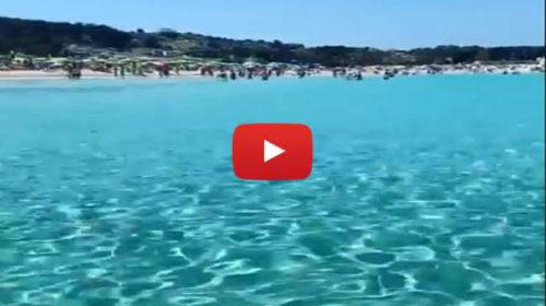 Esplode l'estate in Sicilia, ecco le spettacolari immagini da San Vito Lo Capo ☀ VIDEO