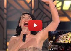 """""""All Together Now"""", la palermitana Daria Biancardi vola in finale: è un trionfo! Fa alzare 99 giudici su 100 📺 IL VIDEO 🎥"""