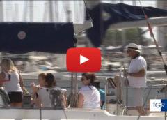 Iniziativa dedicata a minori con deficit visivi: in barca a vela nel golfo di Palermo   VIDEO 🎥