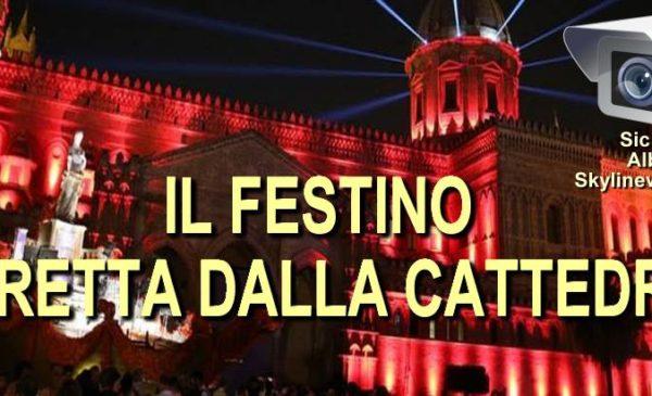 395° Festino Santa Rosalia – Diretta Webcam Cattedrale di Palermo 🎥 LIVE