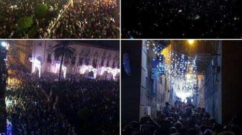 Palermo, oltre mezzo milione di persone al Festino di Santa Rosalia: le immagini