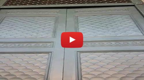 Palermo, restaurato il portone monumentale del Teatro Massimo: le immagini 🎥 VIDEO