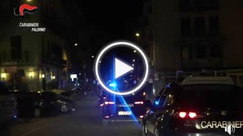Palermo, undici arresti per estorsione ai locali notturni della movida, le immagini dell'operazione | VIDEO 🎥