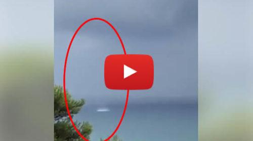Maltempo in Sicilia, tromba marina ripresa ad Alcamo questo pomeriggio 🌪 VIDEO 📹