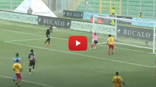 Palermo-Cittanovese 4-1: gli highlights del match 🎥 VIDEO