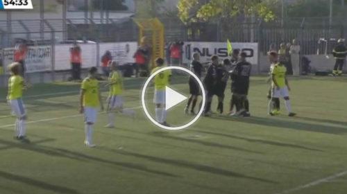 Nola-Palermo 0-1: gli highlights del match 🎥 VIDEO