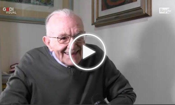 Palermo, pensionato tenta il record: prima laurea a 96 anni | VIDEO 📹
