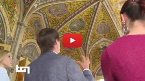 300.000 visite a Palermo per Le vie dei tesori. Il Tg1 dedica un bellissimo servizio 📺 VIDEO
