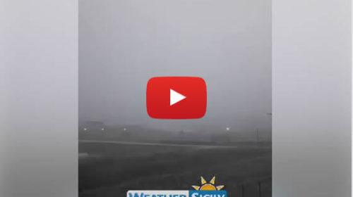 Situazione LIVE: piogge e venti tempestosi a Licata. Le immagini 🎥 VIDEO