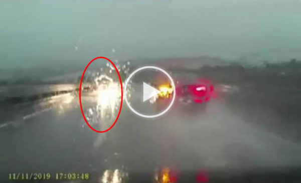 Due auto contromano sulla strada 640, tragedia sfiorata vicino al bivio per Canicattì | IL VIDEO 📹