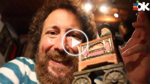U cuntu ri cunti: la festa dei morti di Salvo Piparo | VIDEO 📹