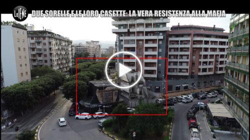 """""""Le Iene"""" – Il palazzo della mafia e due sorelle contro tutti in Piazza Leoni a Palermo   IL VIDEO 📺"""