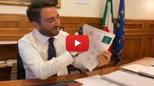 """Polemica caro voli, Cancelleri: """"500 posti in più sugli aerei Alitalia e sconti"""" 📹 VIDEO"""